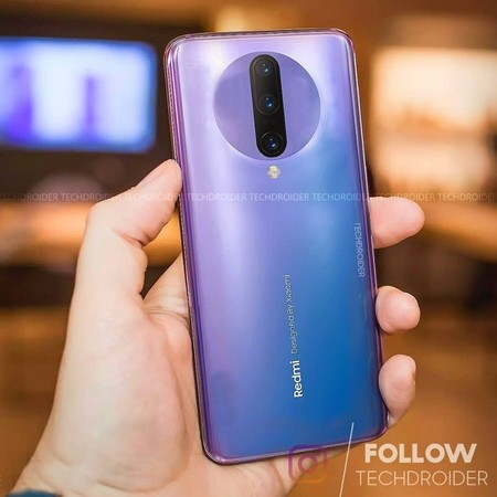 Xiaomi Redmi K30 Tres Camaras
