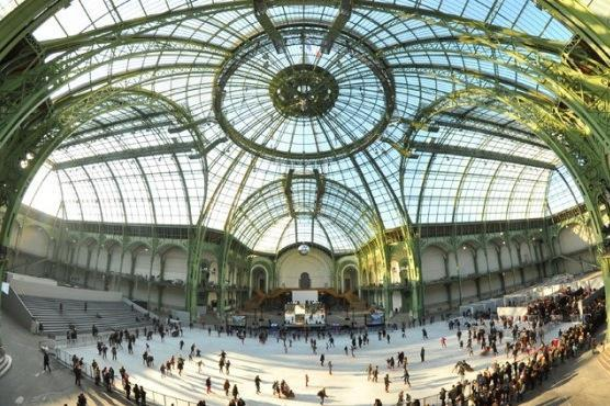 Pista Hielo Grand Palais
