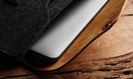 Las fundas Mujjo para el nuevo MacBook Pro ya están disponibles, y son más elegantes que nunca