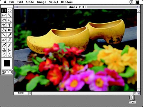 Foto de Evolución de la interfaz de Adobe Photoshop desde 1989 (4/24)