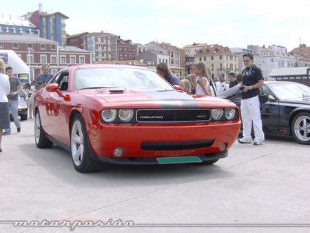 American Cars Gijón Dodge Challenger SRT8