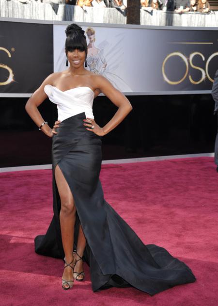 Kelly Rowland Oscar 2013