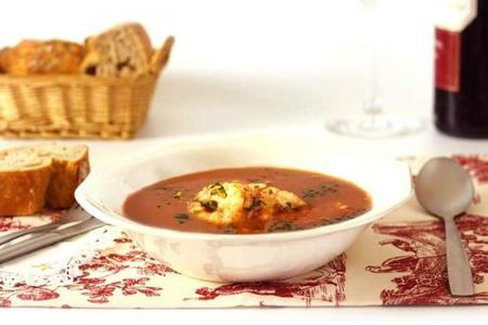 Recetas de sopas y cremas