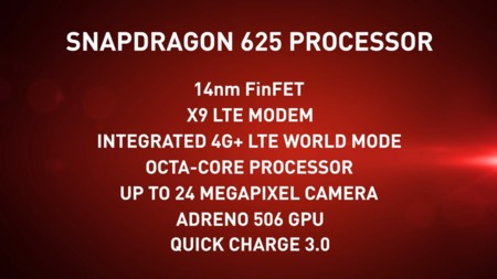 Qualcomm Snapdragon 625 Soc