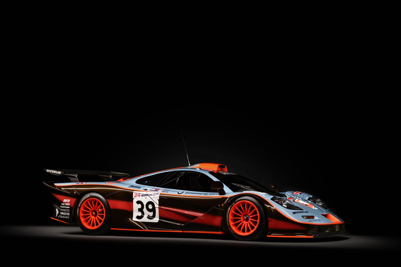 """Foto de McLaren F1 GTR """"25R"""" (4/12)"""