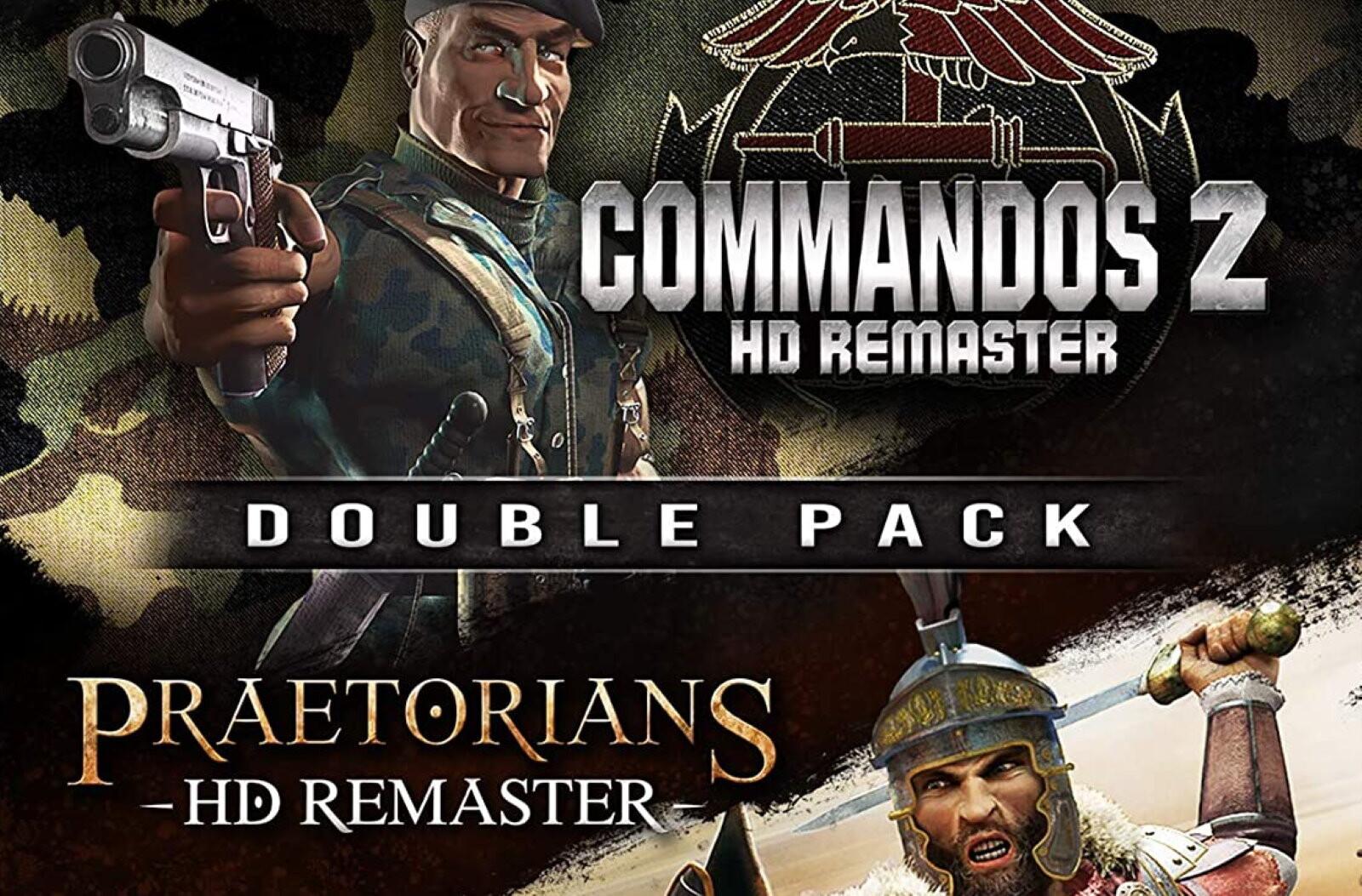 Commandos 2 + Praetorians