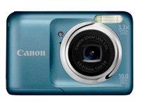 Canon PowerShot A800, la compacta para principiantes