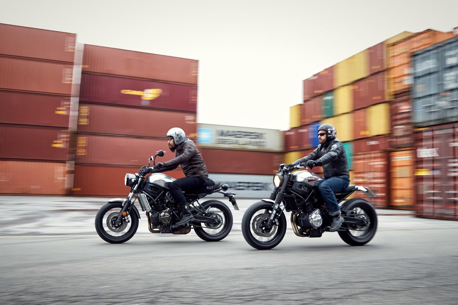 Yamaha XSR700 Super 7 by JvB-Moto
