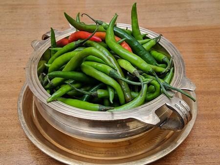 Chile serrano un ingrediente esencial en la gastronomía de México con muchos beneficios para la salud