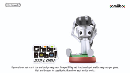 Amiibo Chibi