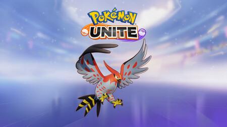 Guía de Talonflame en Pokémon Unite: la movilidad hecha personaje