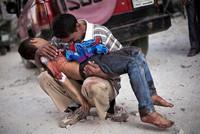 El fotógrafo español Manu Brabo gana un premio Pulitzer por sus fotos en la guerra civil de Siria