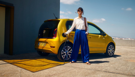 Volkswagen e-up! 2020
