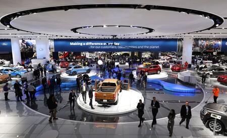 Auto Show De Detroit Desaparece 1
