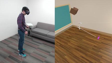 Google está trabajando para que los discapacitados visuales puedan disfrutar de la realidad virtual