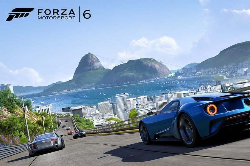 Forza Motorsport 6 y sus DLC desaparecerán de la tienda de Xbox One en septiembre