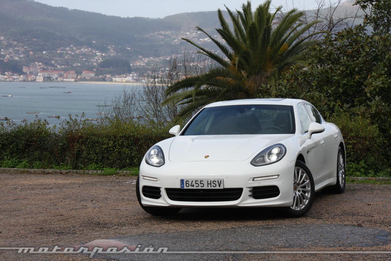 Foto de Porsche Panamera S E-Hybrid (prueba) (7/64)