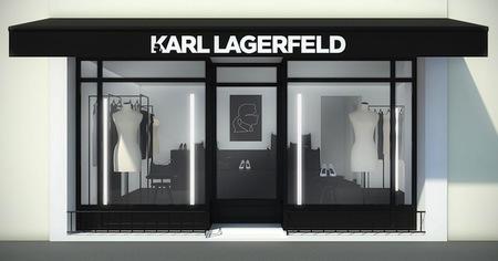 Karl Lagerfeld abre pop-store en Saint Tropez