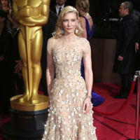 Cate Blanchett de Armani Privé