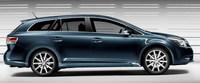 Nuevo Toyota Avensis, más información y fotos