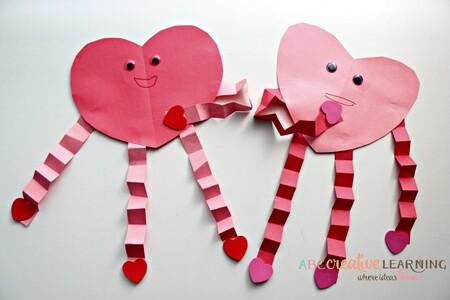 Manualidades Ninos San Valentin 10