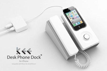 Convierte tu iPhone en un teléfono de sobremesa con KEE Desk Phone