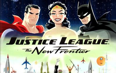 Cómic en cine: 'Justice League: The New Frontier', de David Bullock