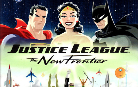 Cómic en cine: 'Justice League: The New Frontier', de David Bullock
