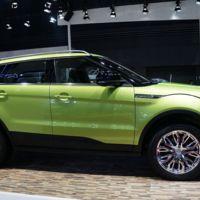 ¿Comprarías el Landwind X7, la copia china del Range Rover Evoque?