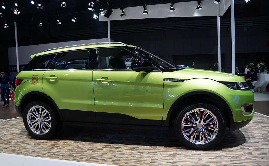 191 Comprar 237 As El Landwind X7 La Copia China Del Range Rover