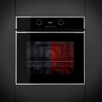 Teka añade en sus nuevo horno un doble sistema de limpieza para acabar con la suciedad diaria ahorrando energía