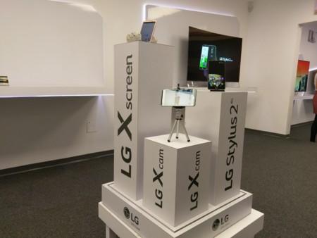 LG X Series y Stylus 2 4G, primeras impresiones