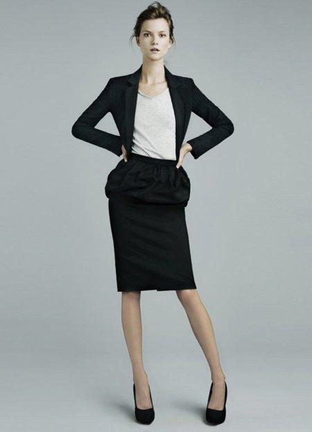 Look trabajo Zara lookbook noviembre
