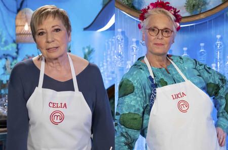 Guerra de divas en 'MasterChef Celebrity 5': vuelan los cuchillos entre Celia Villalobos, Ainhoa Arteta y Lucía Dominguín
