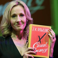 BBC adaptará lo último de J.K. Rowling, 'The Casual Vacancy'