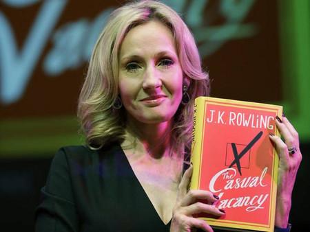 BBC adaptará lo último de J.K. Rowling, 'The Casual Vacancy'