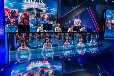 Giants confirma su salida de la LCS europea y se despide de la competición en una carta