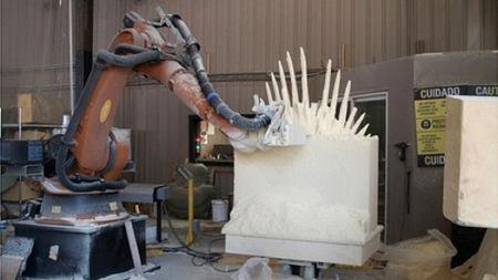 juego de tronos sillon fabrica