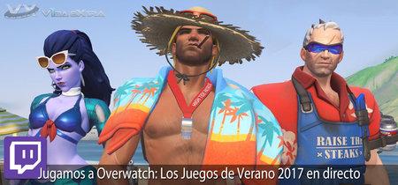 Jugamos en directo a Overwatch: los Juegos de Verano 2017 a las 17.30h (las 10.30h en Ciudad de México) [Finalizado]