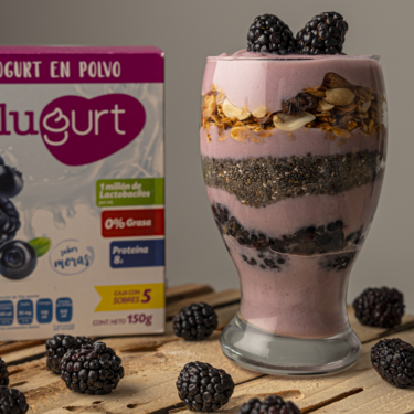 Crean el primer yogurt en polvo mexicano con alto contenido nutricional, que ha participado en campañas de apoyo social