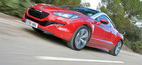 Peugeot RCZ 2013 1.6 THP 155, presentación y prueba