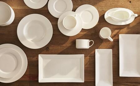 vajillas porcelana bone china