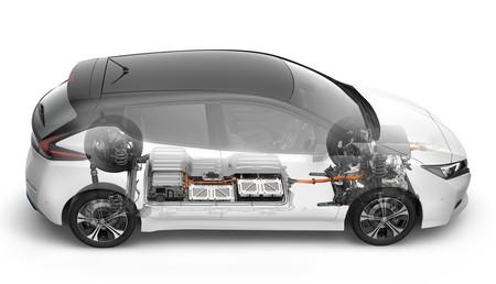 Nuevo Nissan Leaf 2018 Transparente