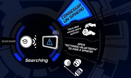 Sphero app para Windows Phone