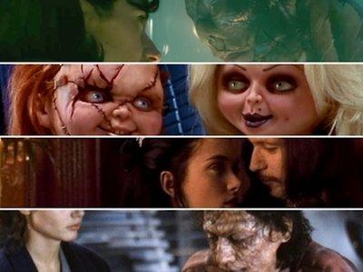 Las 14 mejores películas con romances monstruosos: historias de amor y terror para San Valentín