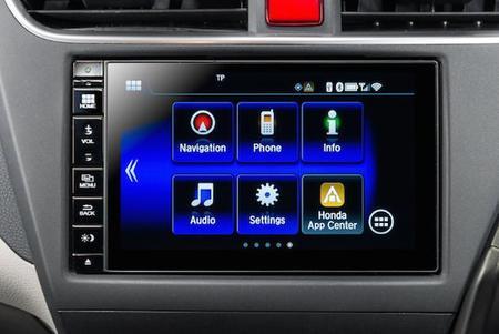 Honda Connect equipará Android gracias a Nvidia Tegra