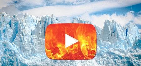 Un estudio afirma que la mayoría de los vídeos sobre el cambio climático en YouTube niegan su existencia