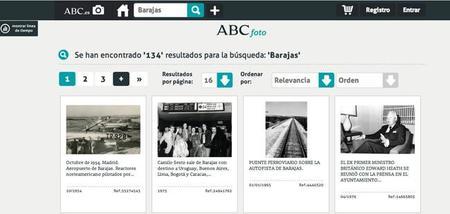 El periódico ABC comparte online su archivo de más de cuatro millones de fotos