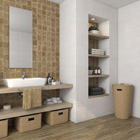 La inspiración natural en la cerámica es una tendencia cada vez con más peso en el cuarto de baño