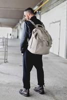 Ocho fotos para convencerte de que los bolsos también son cosa de hombres
